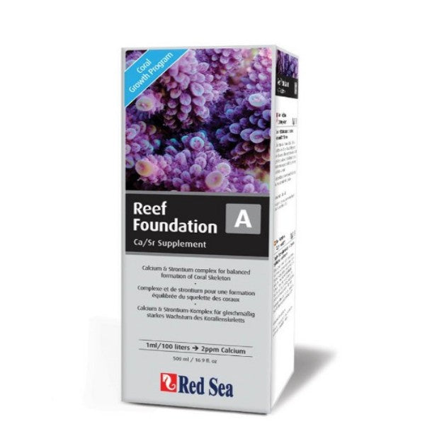 Reef Foundation A (Ca/Sr) - 500ml