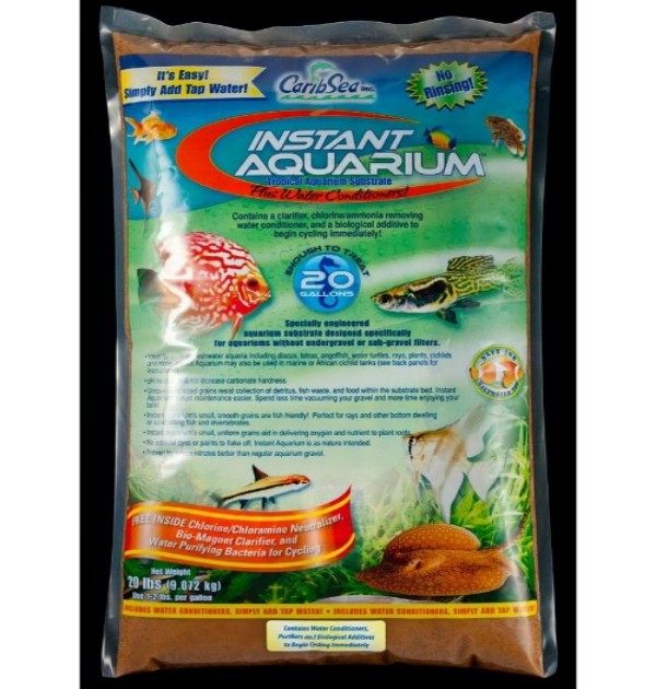 Instant Aquarium Sunset Gold - 2x20lbs