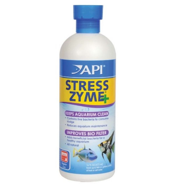 Stress Zyme 16 Oz Bottle