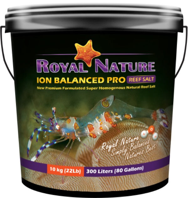 Royal Nature - Ion Balanced Pro Salt Bucket - 80 gal (10kg)