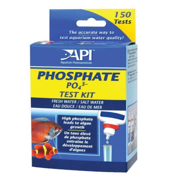 FW/SW PHOSPHATE TEST KIT*