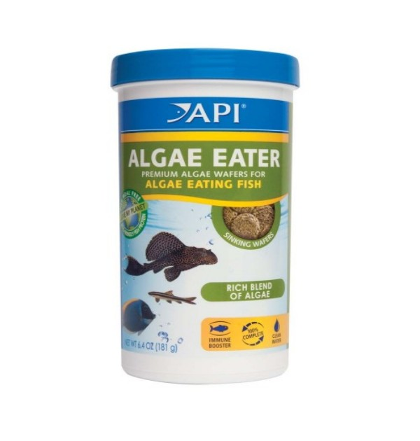 Algae Eater Wafers 6.4 Oz