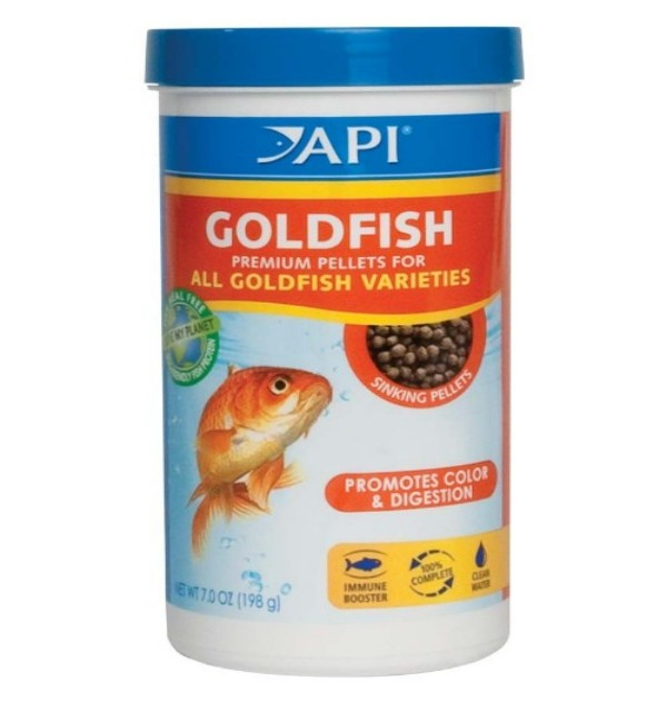 Goldfish Pellet 7.0 Oz