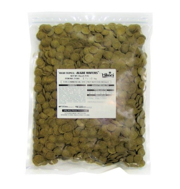 Algae Wafers (2.20 lb) - Wafer
