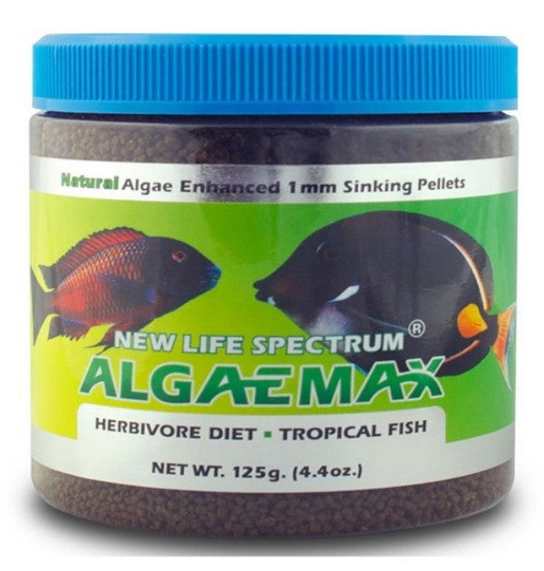 AlgaeMax - 1mm Sinking - 125g