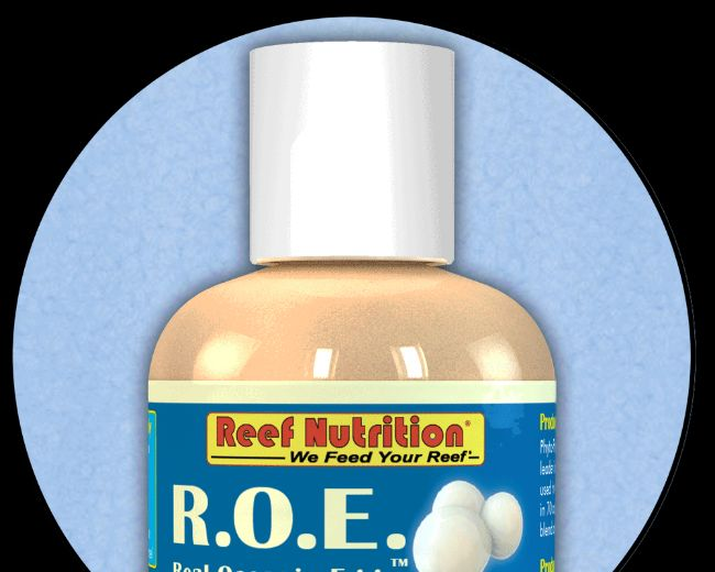 Reef Nutri.-R.O.E (Real Oceanic Eggs)  16oz
