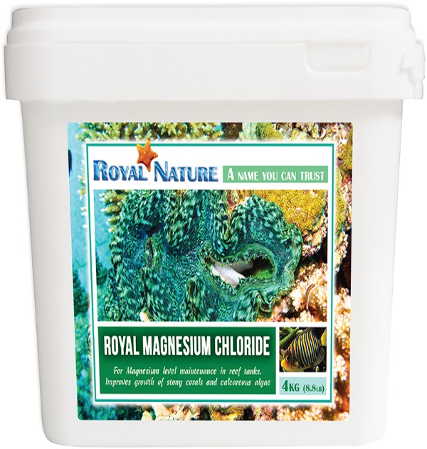 Royal Nature - Magnesium Chloride Bucket 8.82lb (4kg)