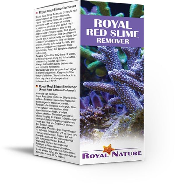 Royal Nature - Red Slime Remover 3.38oz (100ml)