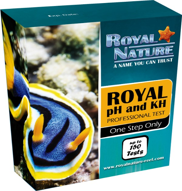 Royal Nature - PH+KH Professional Saltwater Test Kit