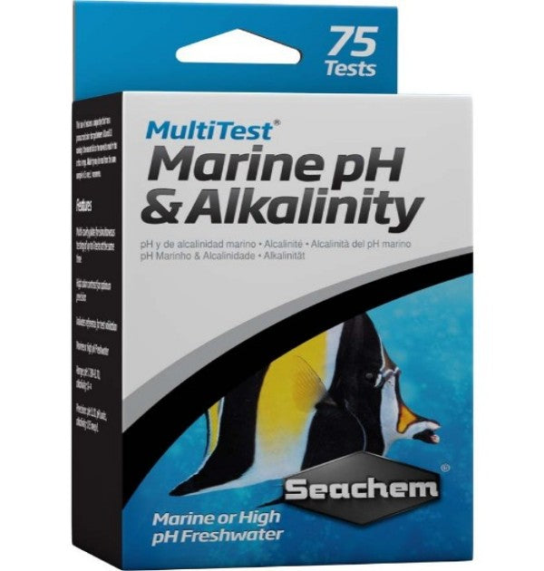 MultiTest: pH & Alkalinity - 75 Tests