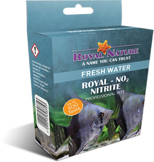 Royal Nature - Nitrite Professional Freshwater Test Kit