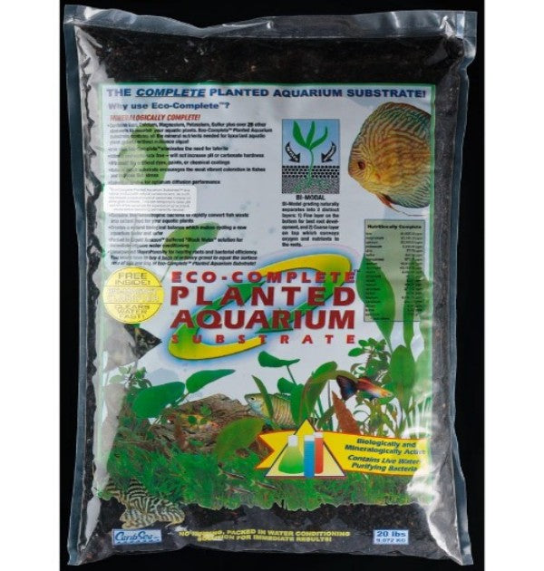 Eco-Complete Planted Aquarium - 2x20lbs