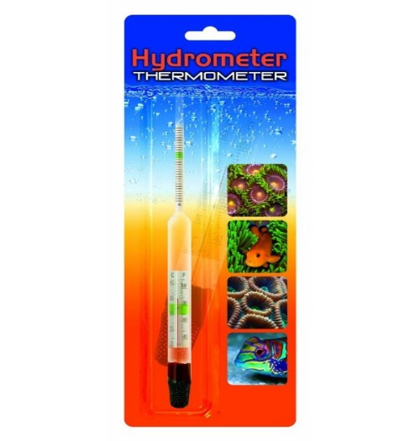 Hydrometer Thermometer