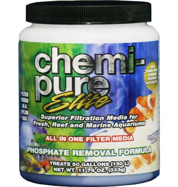 Elite Chemi-Pure 11.74oz
