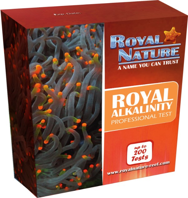 Royal Nature - Alkalinity Professional Saltwater Test Kit