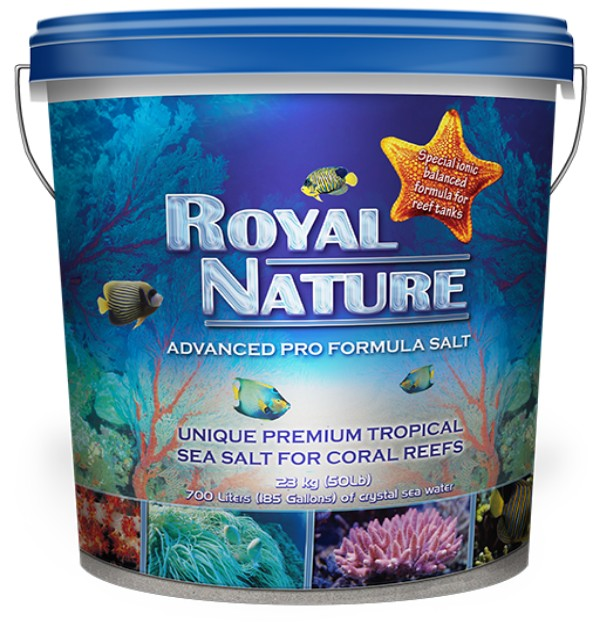 Royal Nature - Advanced Pro Salt Bucket - 182 gal (23kg)