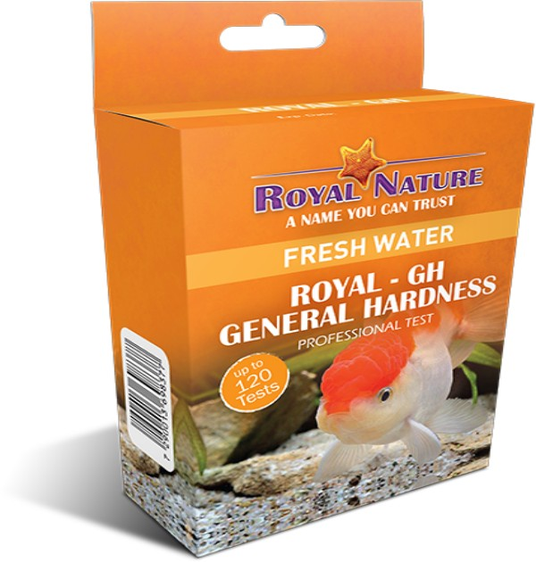 Royal Nature - GH Professional Freshwater Test Kit