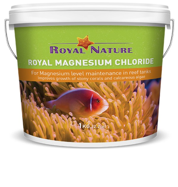 Royal Nature - Magnesium Chloride Bucket 2.2lb (1kg)