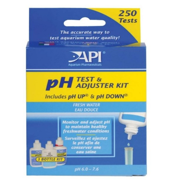 FW PH TEST & ADJUSTER COMBO KIT