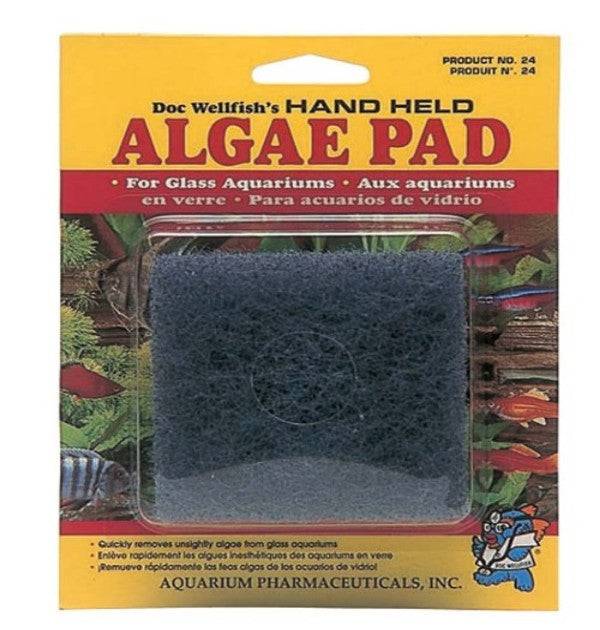H.Held Algae Pad-Glass