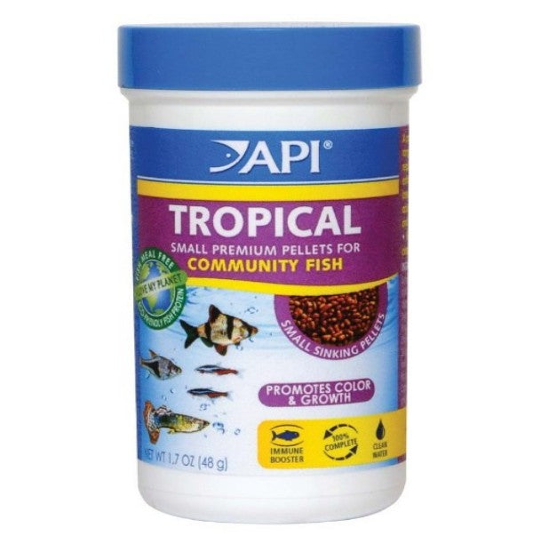 Tropical Mini Pellets 1.7 Oz