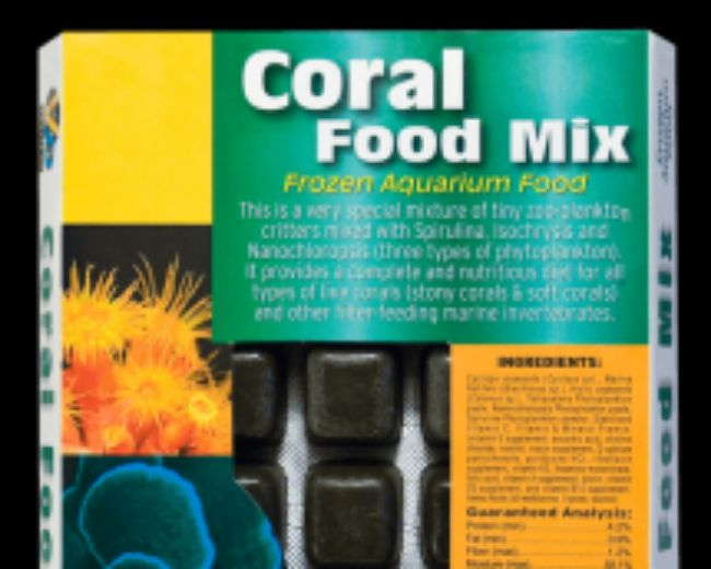 V2O-Coral Food Mix Blister 200/g