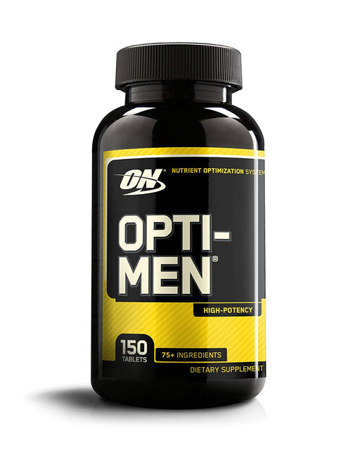 Opti-men On Nutrition Multivitamínico 150 Cápsulas