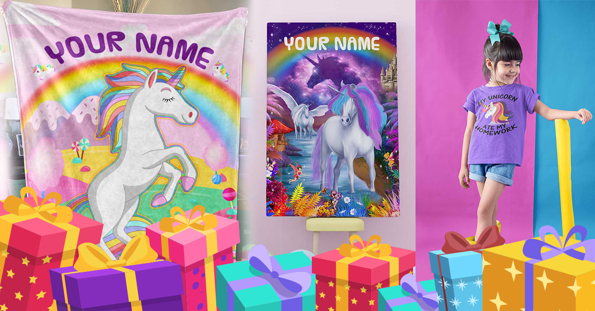 12 Best Unicorn Gifts For Christmas & Birthdays