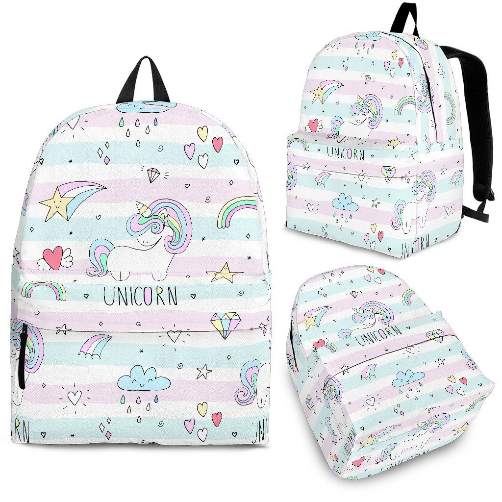 Sweet Unicorn Backpack Mermaid Backpacks