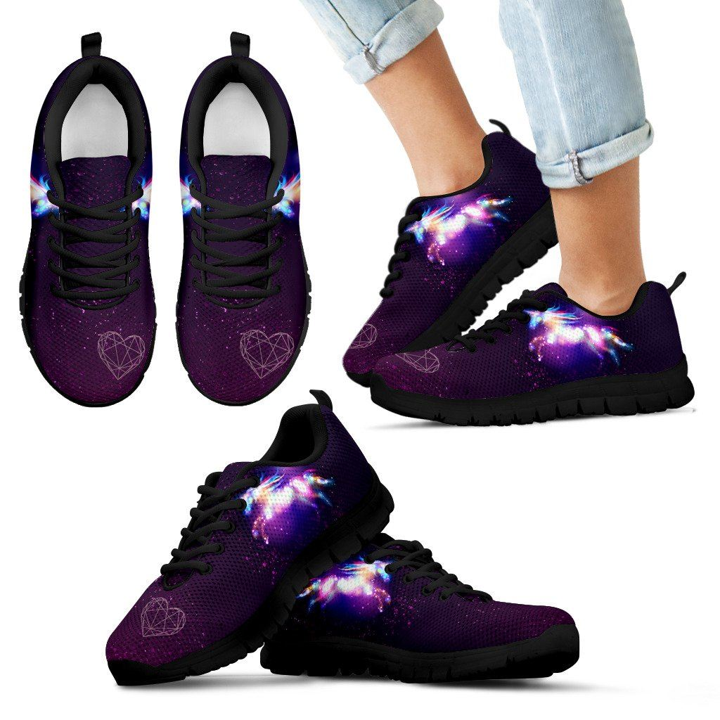 Mystical Unicorn Kids Youth Sneakers sneakers
