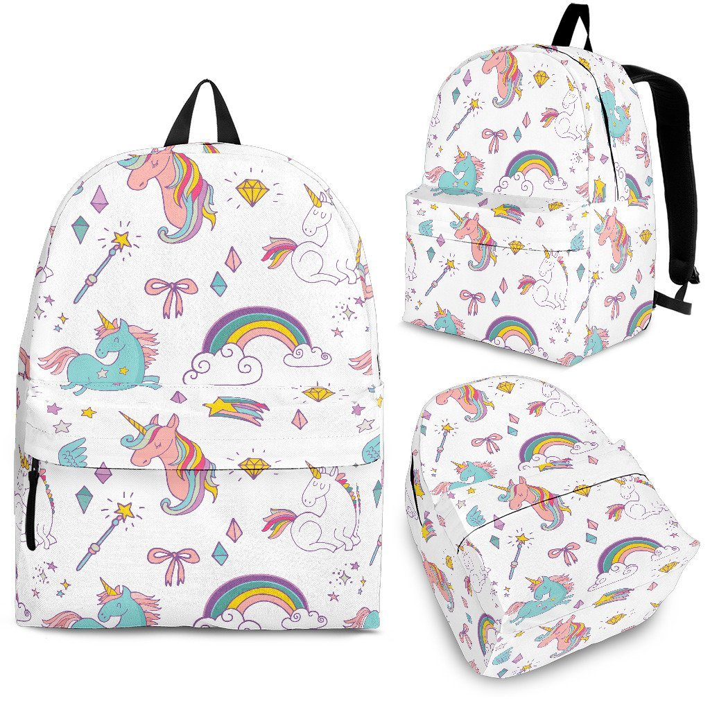 Unicorn Fantasy Backpack Unicorn Backpacks