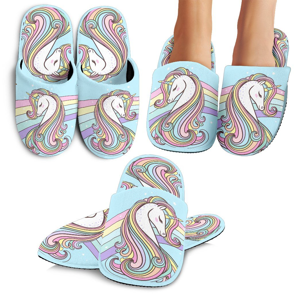 Unicorn Forever Slippers