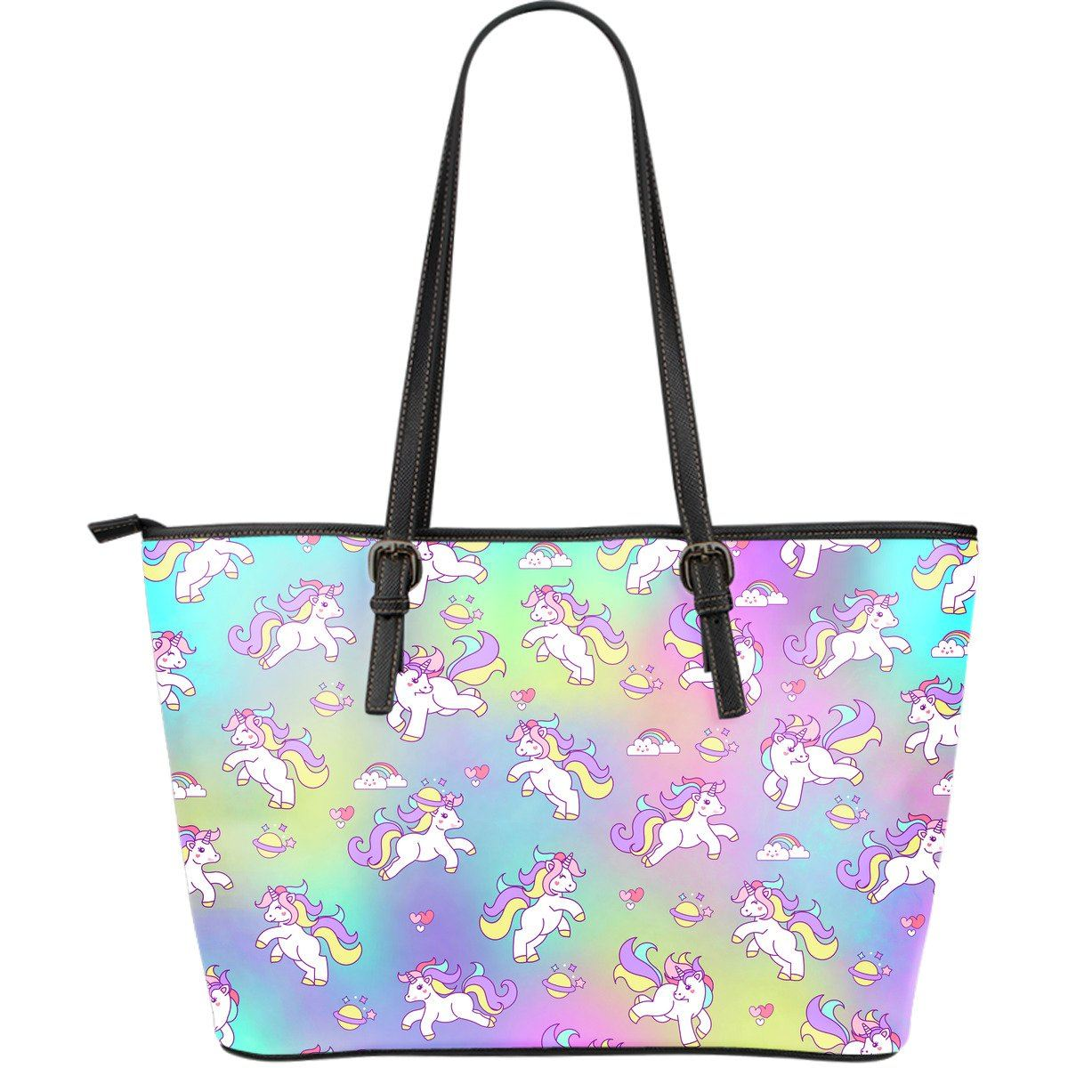 Unicorn Galaxy Shoulder Bag Purse Purses