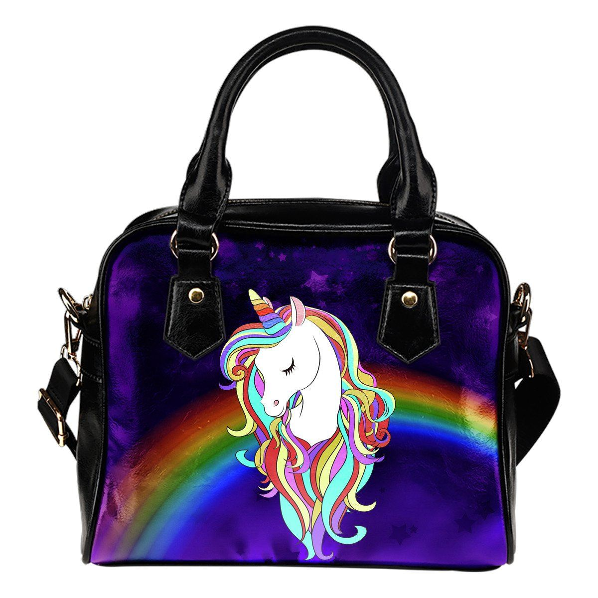 Magical Unicorn Shoulder Handbag Purses