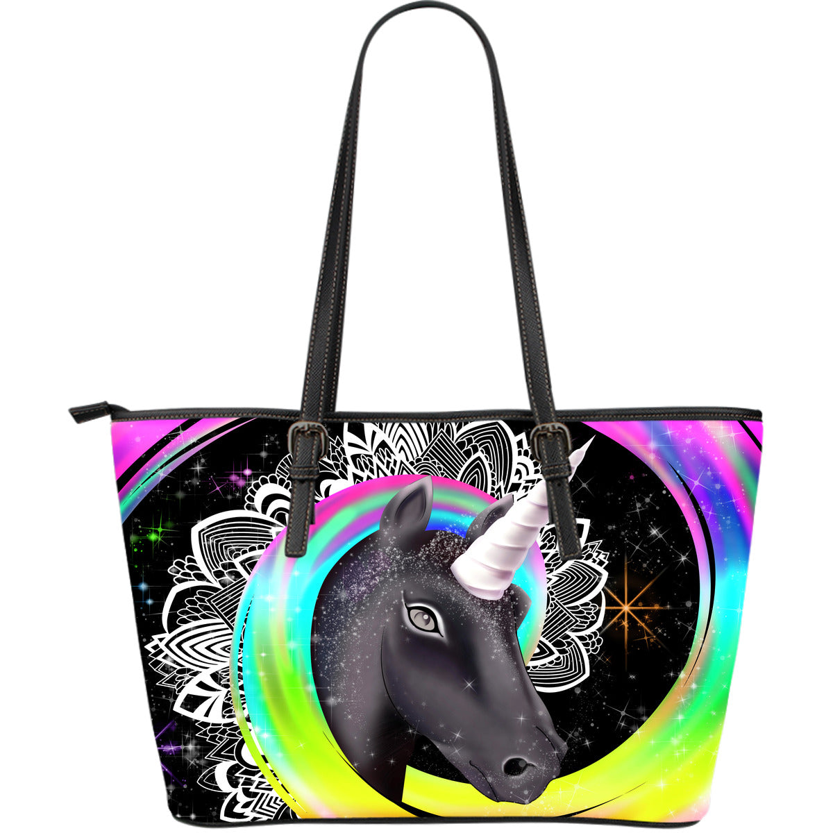 Galactic Unicorn Shoulder Bag