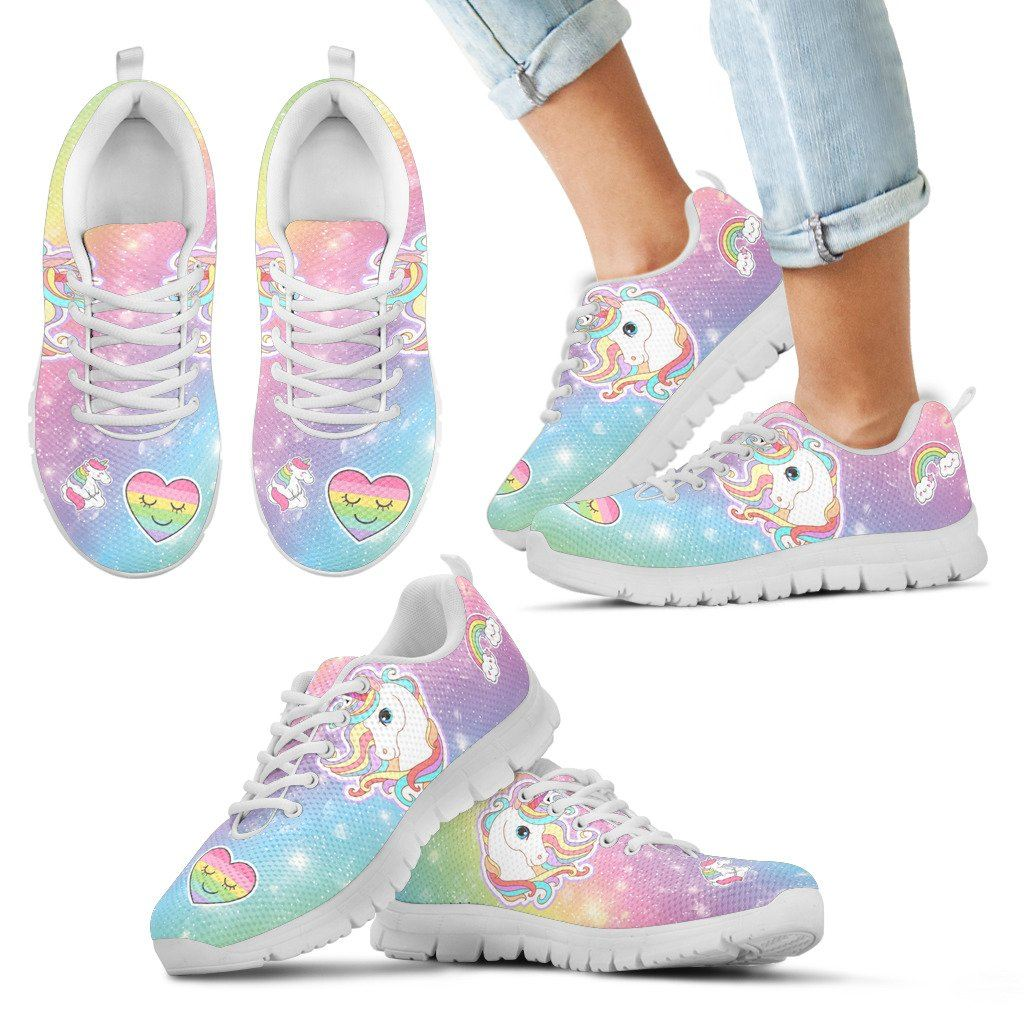 Unicorn Sparkle Kids Youth Sneakers sneakers