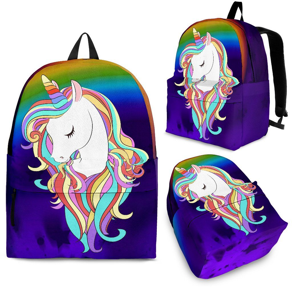 Magical Unicorn Backpack Unicorn Backpacks
