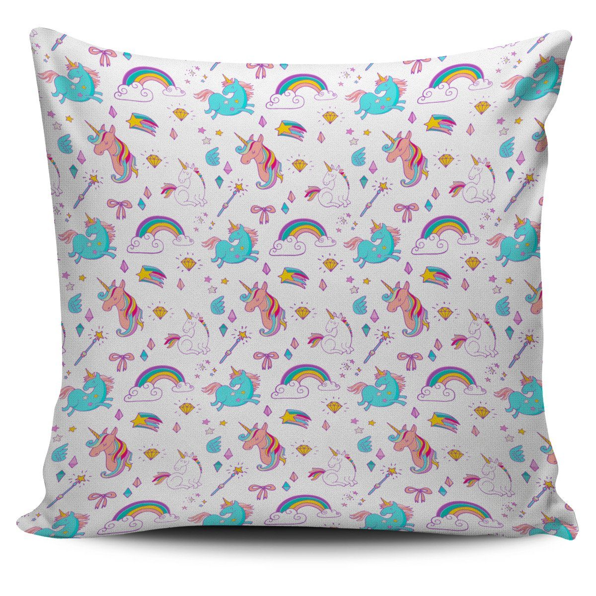 Unicorn Fantasy Pillowcase
