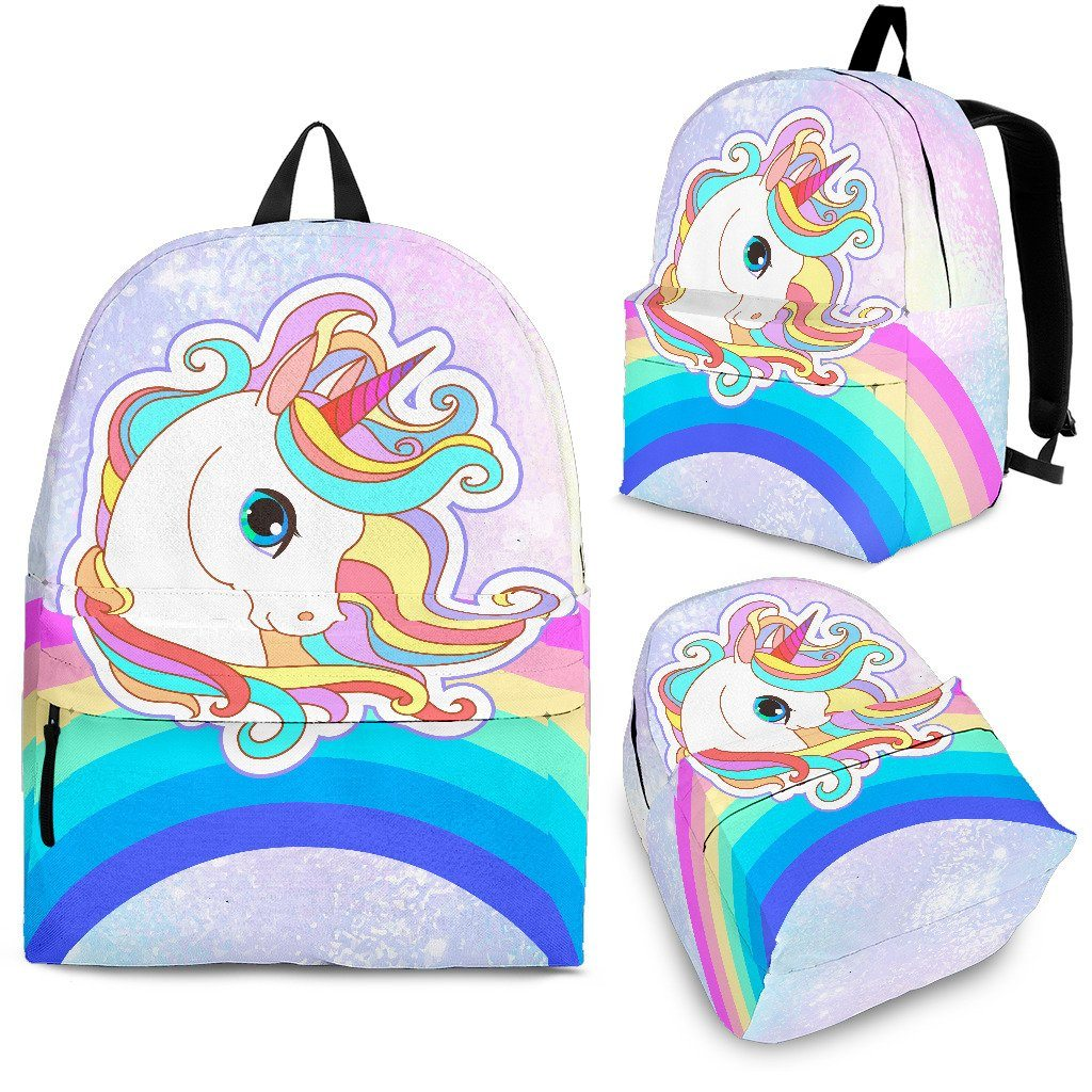 Unicorn Sparkle Backpack Unicorn Backpacks