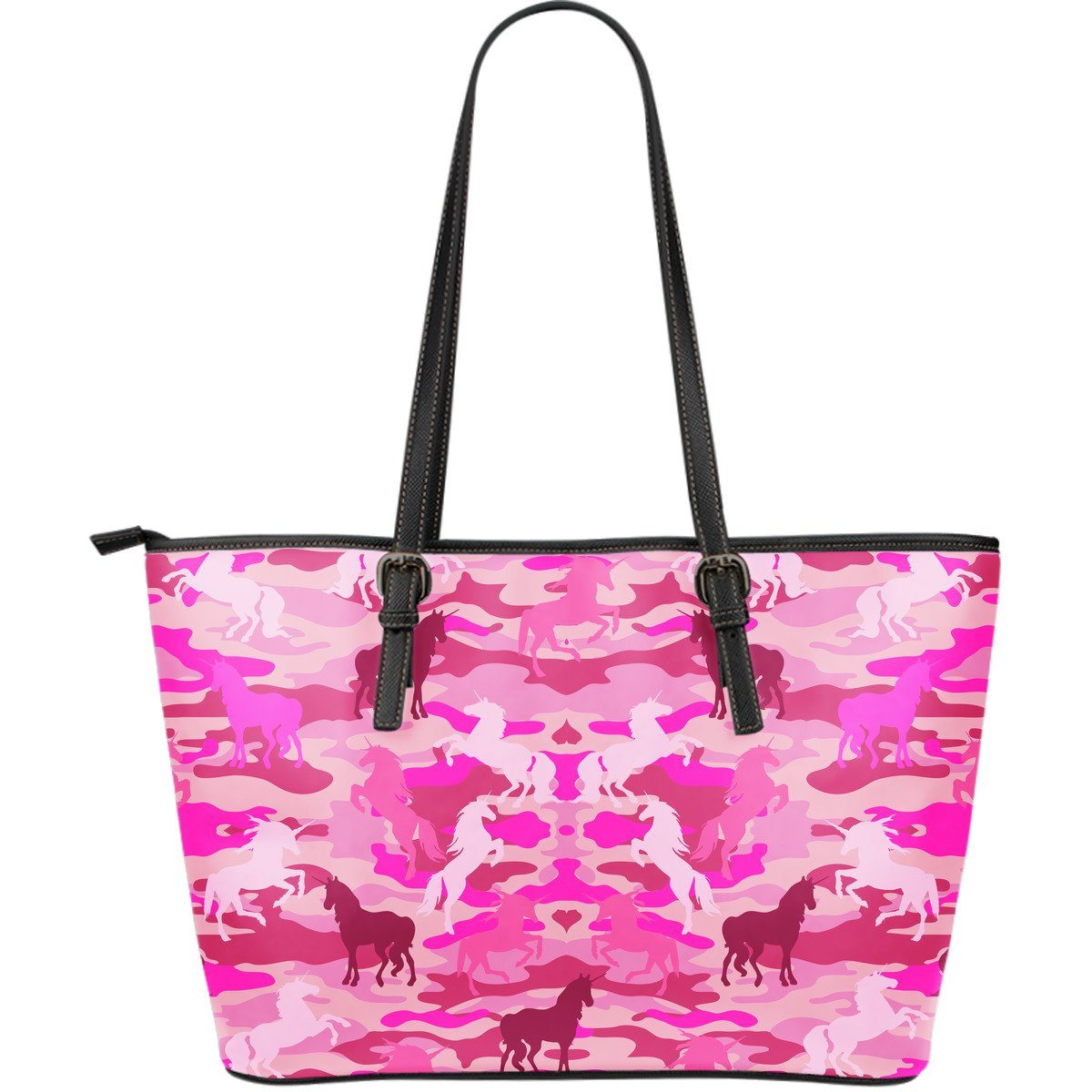 Unicorn Camo Shoulder Bag Purses