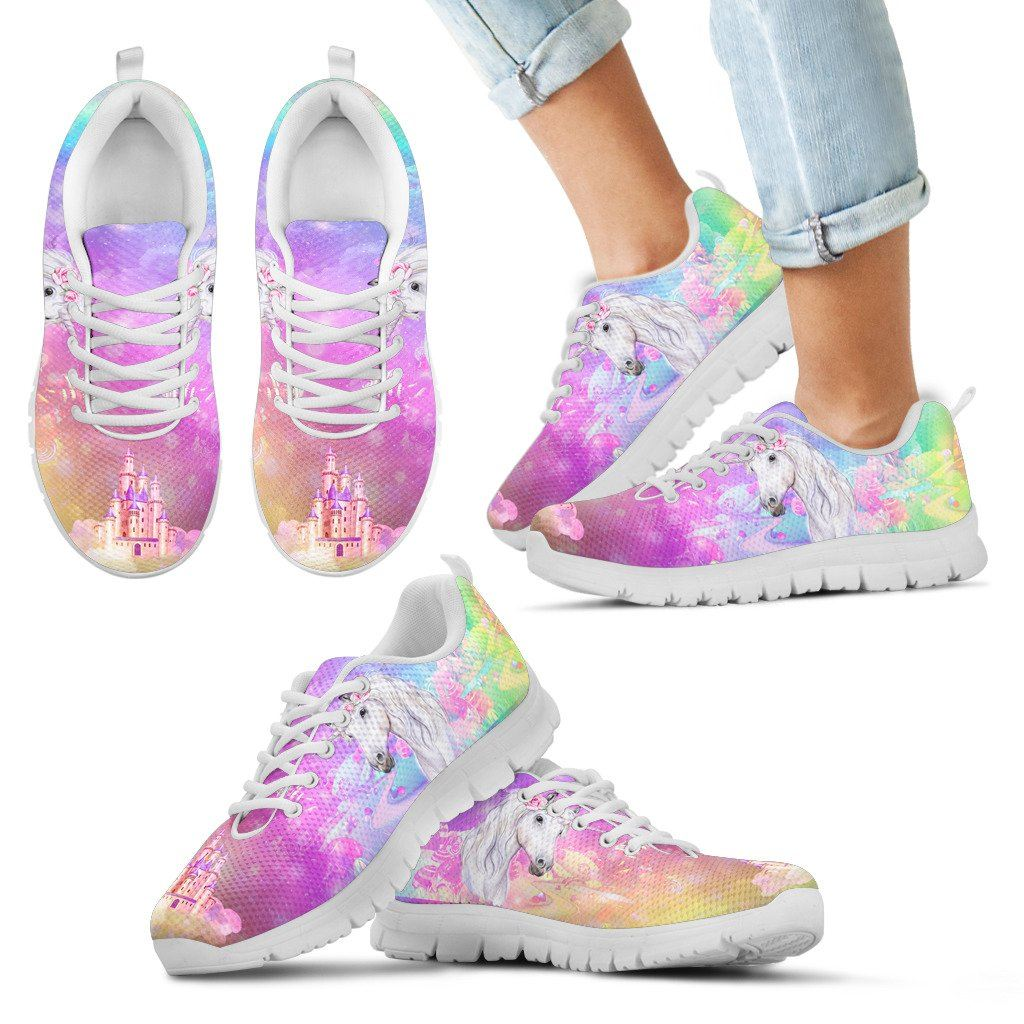 Unicorn Dreamland Kids Sneakers - Express Delivery