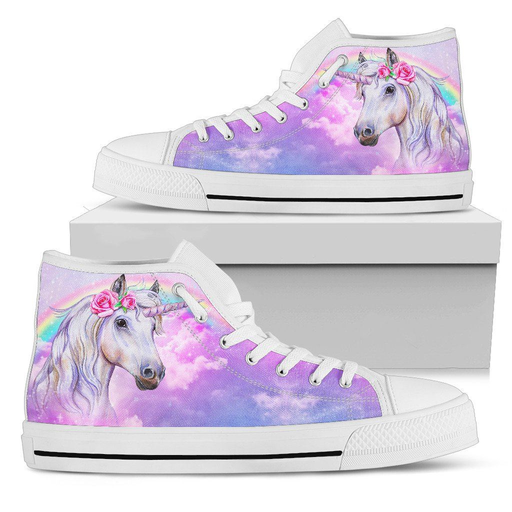 Unicorn Dreamer Women's High Top Sneakers sneakers