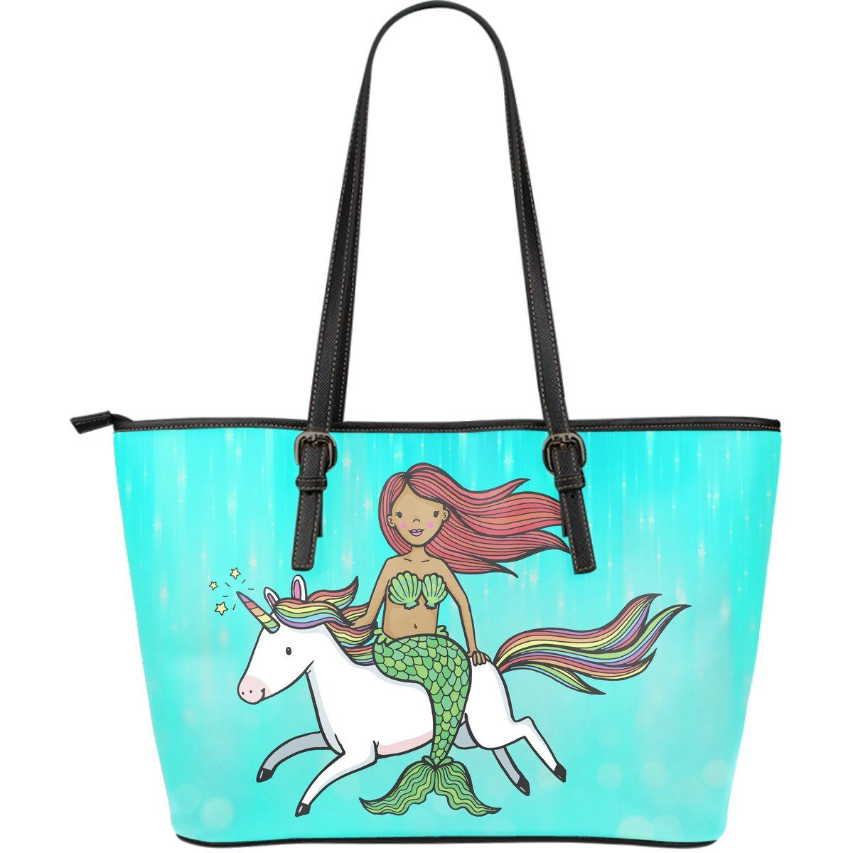 Mermaid Unicorn Shoulder Bag Purse Mermaid Purses