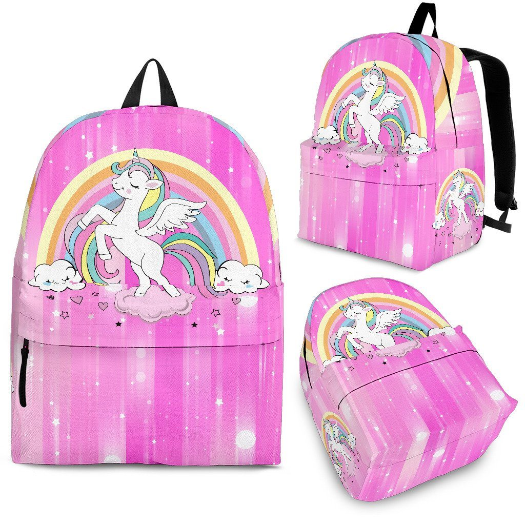 Heavenly Unicorn Backpack Unicorn Backpacks