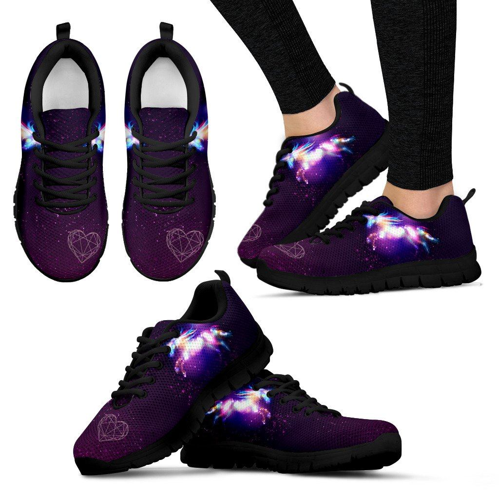 Mystical Unicorn Women's Sneakers sneakers