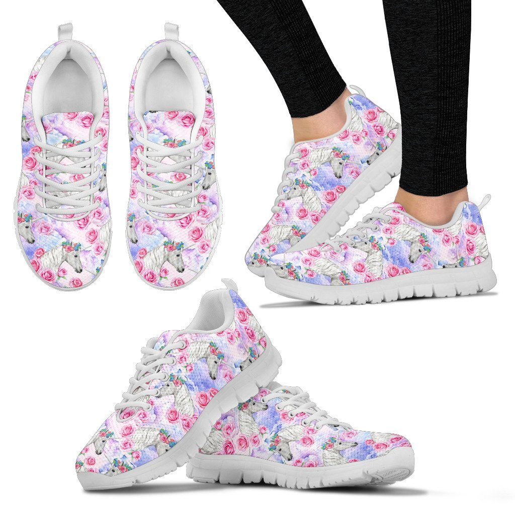 Unicorn Roses Sneakers sneakers Women's US5 (EU35)