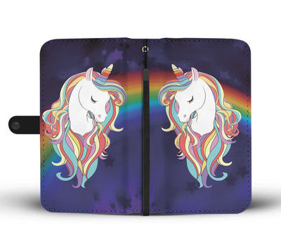Magical Unicorn Phone Case Wallet Wallet Case