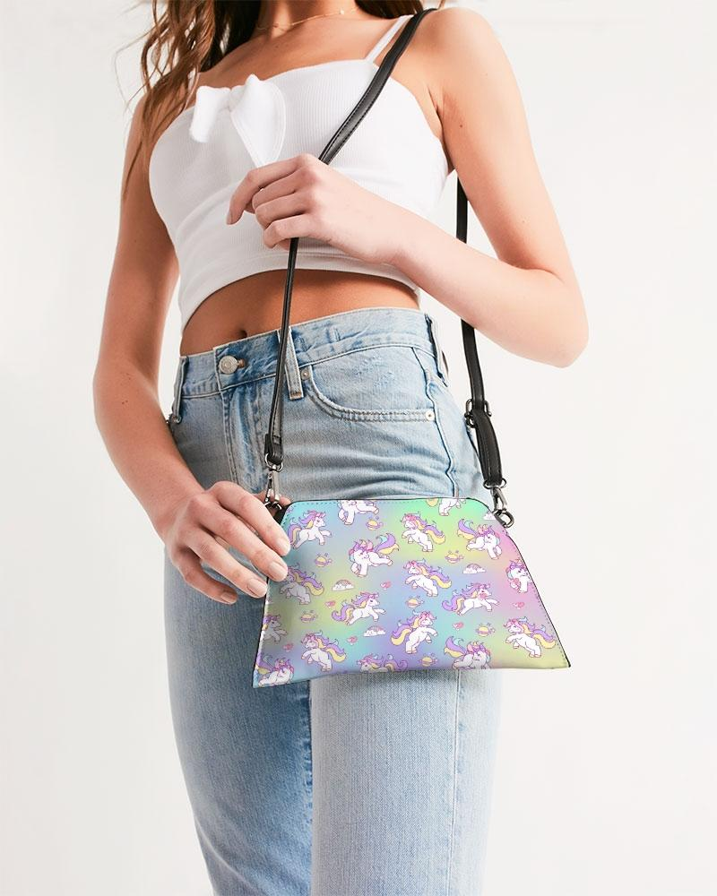 Unicorn Galaxy Wristlet Purses