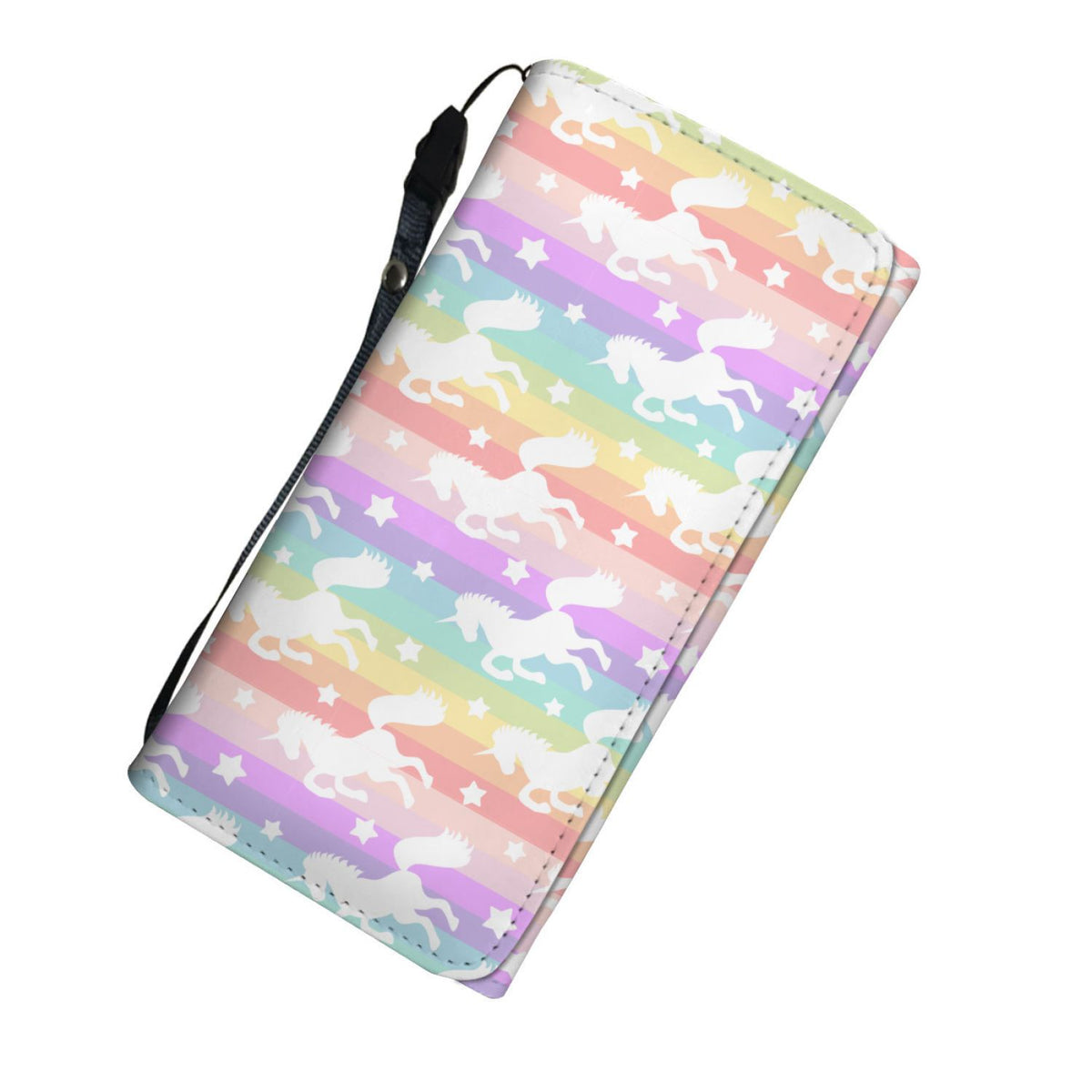 Unicorn Rainbows Women's Wallet Womens Wallet