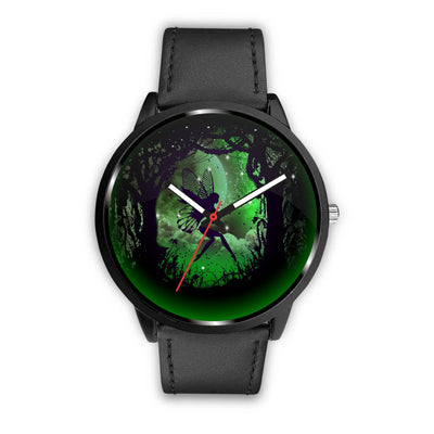 Fairy Paradise Watch Watch Mens 40mm Black
